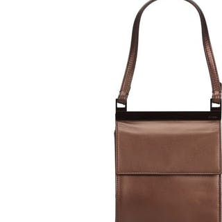 Gucci - Leather Handbag Handtasche