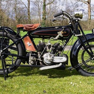 Raleigh - V-Twin- 800 cc - 1924