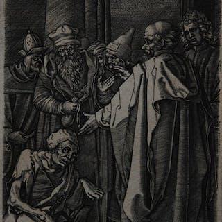 Albrecht Dürer (1471-1528), naar - De bedelaar