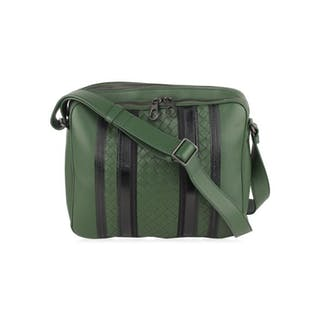 Bottega Veneta - Tech Stripe Crossbody bag