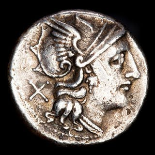 Römische Republik - Denarius - Anonymous