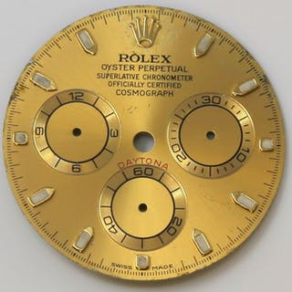 Rolex - Daytona Gold Ref.116528 116518 116523Quadrante- Men - 2011-present