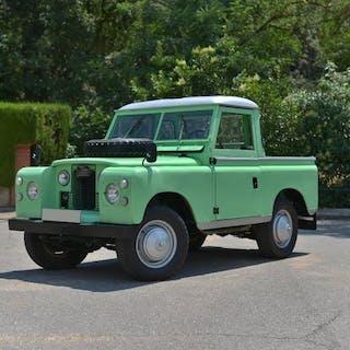 Land Rover - 88 Especial Serie 2 - 1973