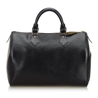 Louis Vuitton - Epi Speedy 30 Boston Tasche