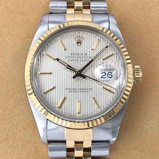 Rolex - Datejust- 16013 - Unisex - 1980-1989
