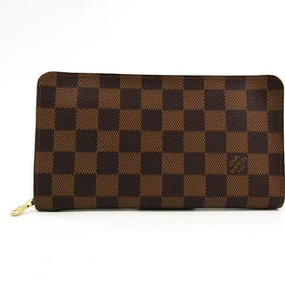 Louis Vuitton - Damier Zippy Wallet N61728 Wallet