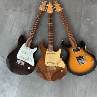 Serie STARFIELD gitaren.- STARFIELD Standard,De Luxe