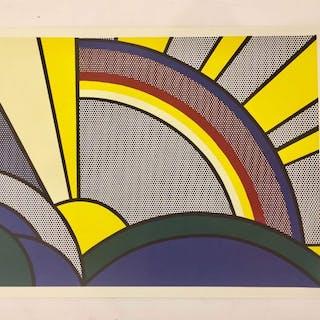 Roy Lichtenstein - Modern Sun Rays