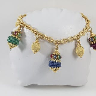 Sunday - 18 kt. Yellow gold - Bracelet
