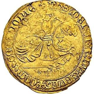 Burgundian Netherlands - Cavalier d'or o