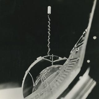 NASA - Gemini-Agena Target Vehicle, rendez-vous,  1967
