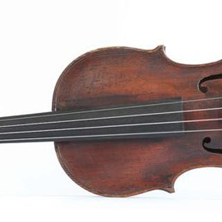 Labeled D. Montagnana - 4/4 - Violin - Italy - 1728