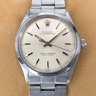 Rolex - Oyster Perpetual- 1002 - Unisex - 1970-1979
