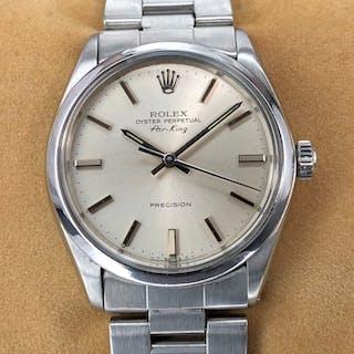 Rolex - Air-King Precision- 5500 - Unisex - 1980-1989