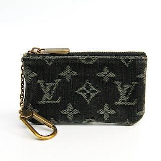 Louis Vuitton - Monogram Denim Pochette clefs M95616 Wallet