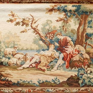 Aubusson - Manufacture Robert Four - Tapestry