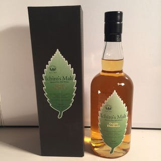 Ichiro's Double Distiller's - Japanese Pure Malt Whisky - 700 ml