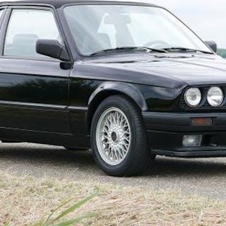 BMW - E30 Baur TC2 in Diamantschwarz metallic - 1988