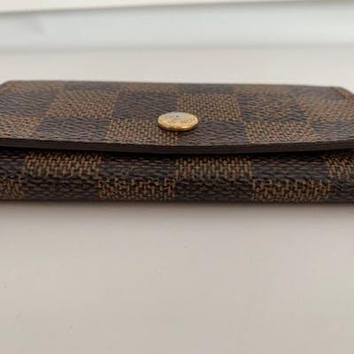62a1545bb88 Louis Vuitton - no reserve/no tax! Damier Ebene4 Key ...