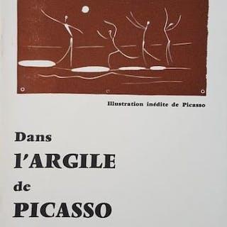 Pablo Picasso - Jeu de ballon sur une plage