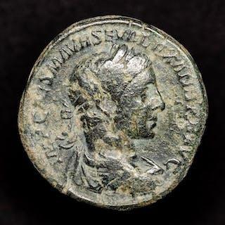 Impero romano - Sestertius - Severus Alexander (222- 35 A.D.) Rome 223 A.D