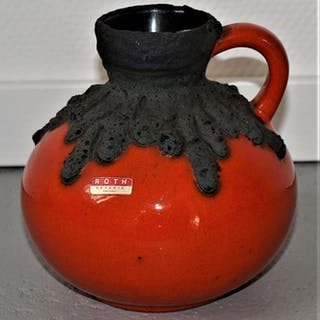 Roth - Vase - Keramik