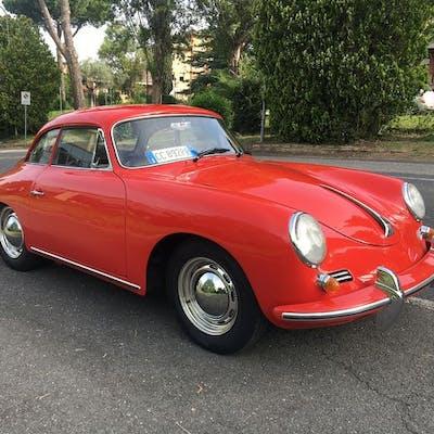Porsche - 356 B T5 - 1961
