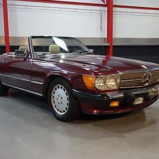 Mercedes-Benz - 560SL Roadster (Cabriolet) - NO RESERVE - 1989