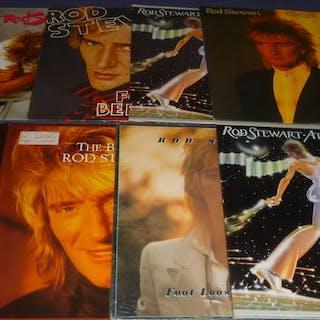 Rod Stewart - 8 famous classic albums incl