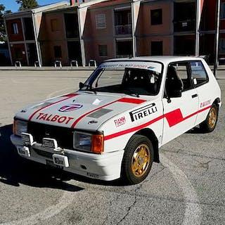 Talbot - Samba Rally gruppo B - 1983