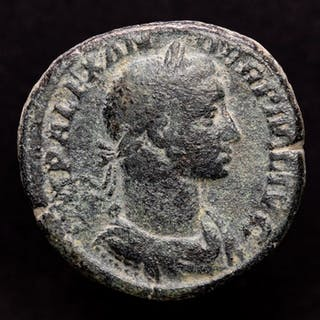 Impero romano - Sestertius - Severus Alexander (222-235...