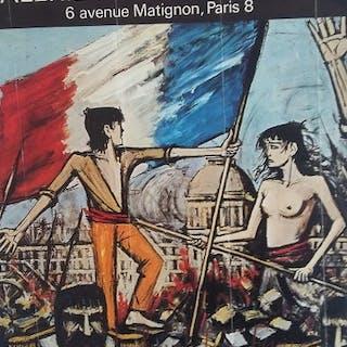 BERNARD BUFFET - BERNARD BUFFET(La révolution Française) - 1978