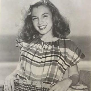 Joseph Jasgur (1919-2009) - Marilyn Monroe, 1946