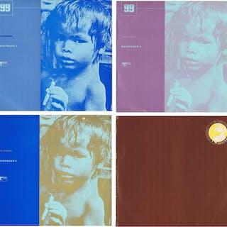 THE WHO, JIMI HENDRIX (Backtrack 3,4,5) Jimi Hendrix...