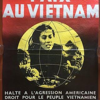 Anonymous - Paix au Vietnam, Parti communiste français - 1967