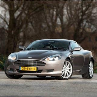Aston Martin - DB9   5.9 V12   Touchtronic   Youngtimer- 2004