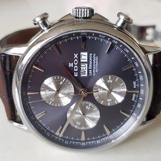 Edox - Le Bemonts Chronograaf Automatic - Men - 2011-present