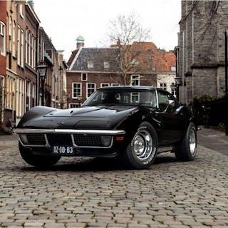 Corvette - Stingray 5.7 L |  - 1971