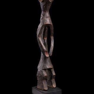 Scultura (1) - Legno - Mumuye - Mumuye - Nigeria