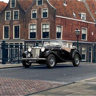 MG - TD | 1952 | Fully restored- 1952
