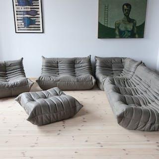 Michel Ducaroy - Ligne Roset - Lounge chair, Sofa (5) - togo