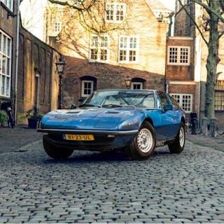 Maserati - Indy | 4700 GT | 4.7 L V8  - 1972