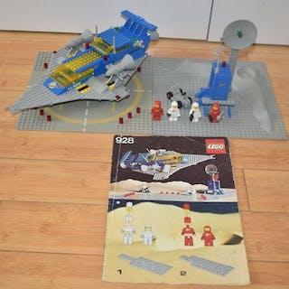 LEGO - Weltraum - 928 - Klassischer Raum Space Cruiser...