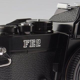 Nikon FE 2 black