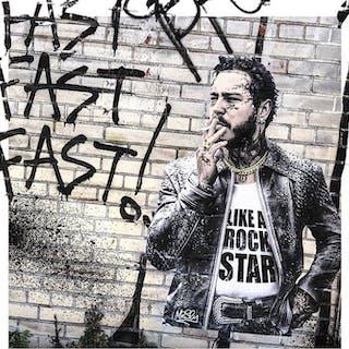 Mr Sly - Rockstar (Street Art Edition)