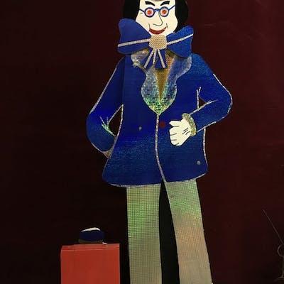 autre - Personnage personnages plats animés - imaginé Francis LARA
