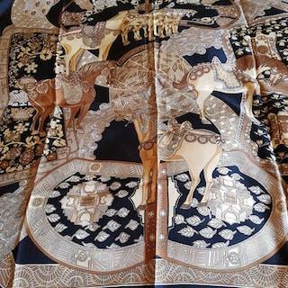 Hermès - Art des Steppes scarf
