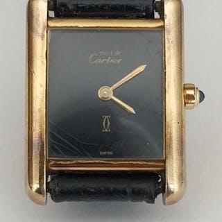 Cartier - Tank Must - Ref. 366001 - Women - 1970-1979