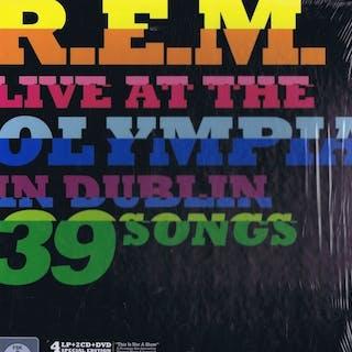 R.E.M. - Live At The Olympia In Dublin 39 Songs - {Box-Set con 4 LP (limitato!)