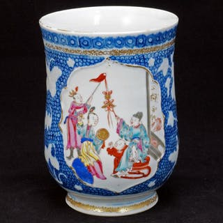 Cup, Tankard (1) - Chinese export